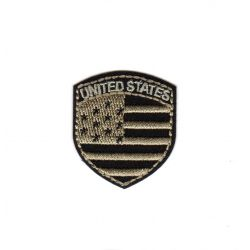 Ecusson Thermocollant BLASON ETATS UNIS USA