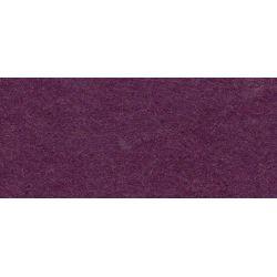 5 Feuilles de Feutrine 30 x 25 cm 1 mm d'épaisseur Coloris PRUNE