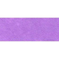 5 Feuilles de Feutrine 30 x 25 cm 1 mm d'épaisseur Coloris VIOLET