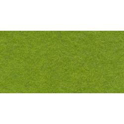 5 Feuilles de Feutrine 30 x 25 cm 1 mm d'épaisseur Coloris VERT GAZON