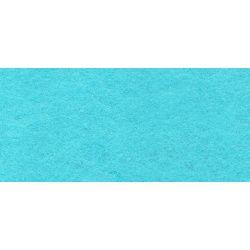 5 Feuilles de Feutrine 30 x 25 cm 1 mm d'épaisseur Coloris TURQUOISE