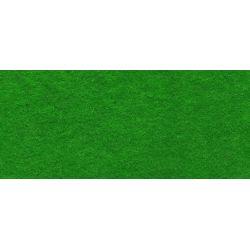 5 Feuilles de Feutrine 30 x 25 cm 1 mm d'épaisseur Coloris VERT PRINTEMPS