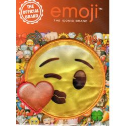 Ecusson Thermocollant EMOJI COEUR