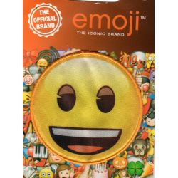 Ecusson Thermocollant EMOJI SOURIRE SMILE