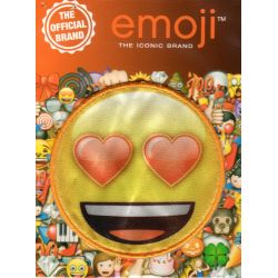 Ecusson Thermocollant EMOJI AMOUREUX LOVE