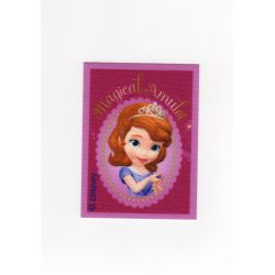 Ecusson Thermocollant PRINCESSE SOFIA Disney