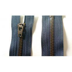 FERMETURE eclair à glissière 8 CM Coloris MARINE pantalon jeans