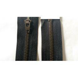FERMETURE eclair à glissière 8 CM Coloris NOIR pantalon jeans