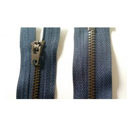 FERMETURE eclair à glissière 10 cm Coloris MARINE pantalon jeans