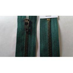 FERMETURE eclair à glissière 12 cm Coloris VERT BOUTEILLE pantalon jeans