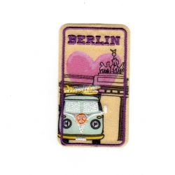 Ecusson thermocollant Ville de Berlin