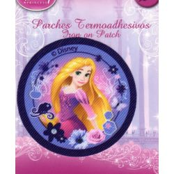 Ecusson Thermocollant RAIPONCE PRINCESSE