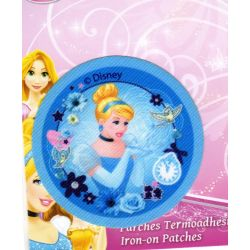 Ecusson Thermocollant CENDRILLON PRINCESSE