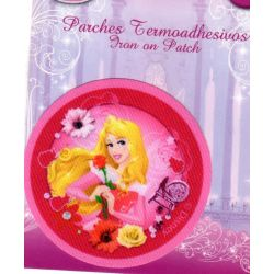 Ecusson Thermocollant AURORE PRINCESSE DISNEY