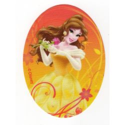 Ecusson Thermocollant BELLE PRINCESSE DISNEY