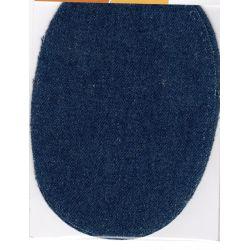 2 Renforts coude genou à coudre Façon Jeans Coton