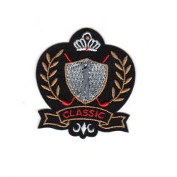 Ecusson Thermocollant Classic Golf