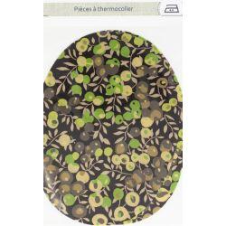 2 Renforts coude genou Thermocollant Véritable LIBERTY ® Wiltshire P