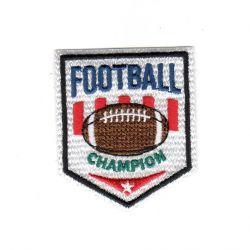 Ecusson Thermocollant Blason Sport Football Américain