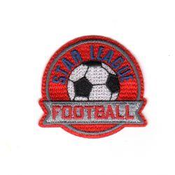 Ecusson Thermocollant Blason Sport Football