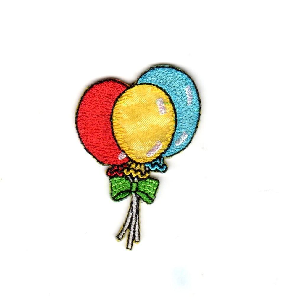 Ballon Ballons Baudruche Gonflable Fete Anniversaire Ecusson