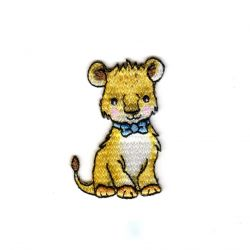 Ecusson Thermocollant Baby Lion
