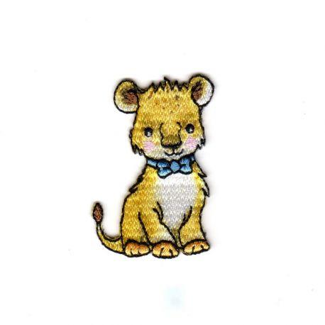 Ecusson Thermocollant Baby Lion