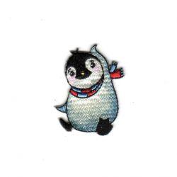 Ecusson Thermocollant Baby Pingouin