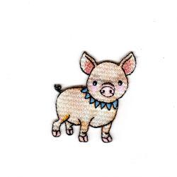 Ecusson Thermocollant Baby Cochon