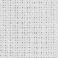 Toile point de croix AIDA 5.5 BLANC tissus broderie à broder au mètre largeur 160 cm