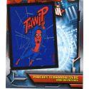 Ecusson Thermocollant Spider Man Se Balance 5,50 x 7 cm