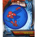Ecusson Thermocollant Spider Man Fond Bleu 6,50 x 6,50 cm