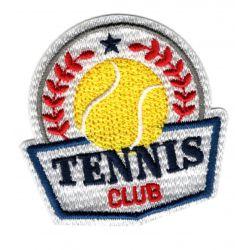 Ecusson Thermocollant Tennis Original