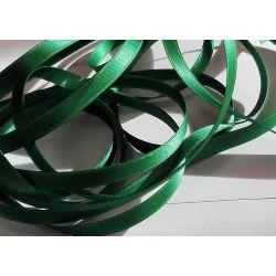 Ruban Satin Luxe Largeur 6 mm double face Coloris Vert Sapin longueur 3 mètres