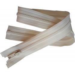 FERMETURE eclair à glissière COLORIS ECRU 70 cm / blouson anorak
