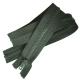 FERMETURE eclair à glissière COLORIS VERT KAKI 70 cm / blouson anorak