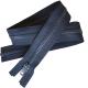 FERMETURE eclair à glissière COLORIS MARINE 55 cm / blouson anorak