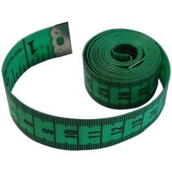 1 Mètre Ruban de Couturière 150 cm Coloris Vert