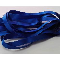 Ruban Satin Luxe Largeur 10 mm double face Coloris Bleu Roi longueur 3 mètres