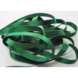 Ruban Satin Luxe Largeur 10 mm double face Coloris Vert Sapin longueur 3 mètres