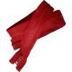 FERMETURE eclair à glissière COLORIS ROUGE FONCé 55 cm / blouson anorak