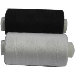 Bobine 500 mètres Polyester Coloris Noir