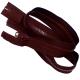 Fermeture Eclair 55 cm Coloris Bordeaux pour Blouson Anorak Polaire Maille Plastique injectée 5 mm