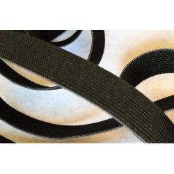 Elastique Plat 20 mm Coloris Noir 3 METRES