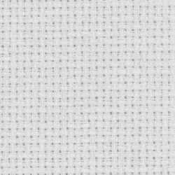 Coupon TOILE AIDA 5,50 points Coloris BLANC 39 x 49 cm point de croix