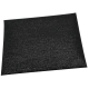 Toile Thermocollante LAMEE Brillante Coloris Noir 12 x 30 cm