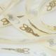 Ruban Fantaisie Couture Ciseaux Bobine de fil 15 mm x 3 mètres Gros Grain