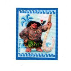 Patch Ecusson Thermocollant Vaiana Maui 5 x 6 cm