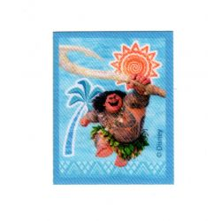 Patch Ecusson Thermocollant Vaiana Maui 5,50 x 6,50 cm