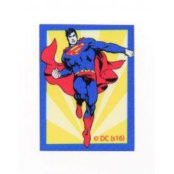Patch Ecusson Thermocollant Superman 5,50 x 7,50 cm